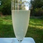 Naminis baltųjų serbentų vynas