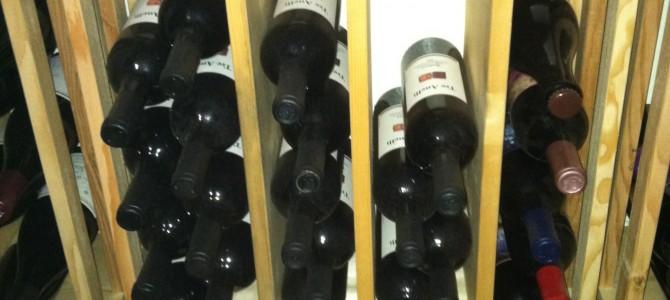 Kaip laikyti naminį vyną buteliuose