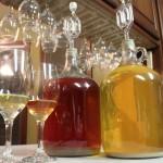 Drumsto vyno skaidrinimas