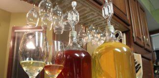 vyno filtravimas ir giedrinimas