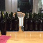 Kaip taisyklingai supilstyti naminį vyną į butelius