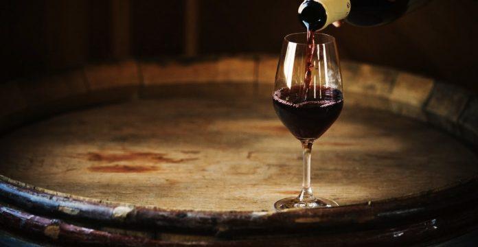 vyno subrendimas