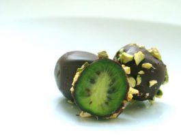 aktinidijų saldaniai